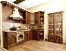 Кухня Классика дуб