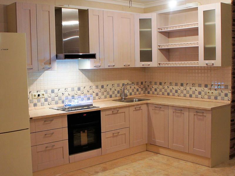 Кухня Кальвадос цвет  А1