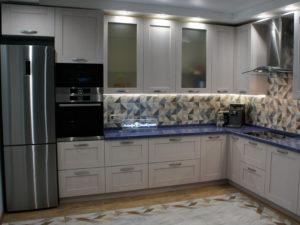Кухня фабрики Альфа-Пик