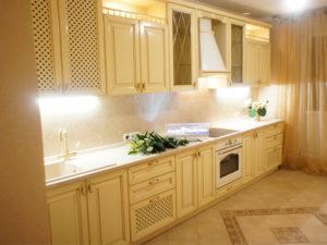 кухня фабрики Альфа Пик